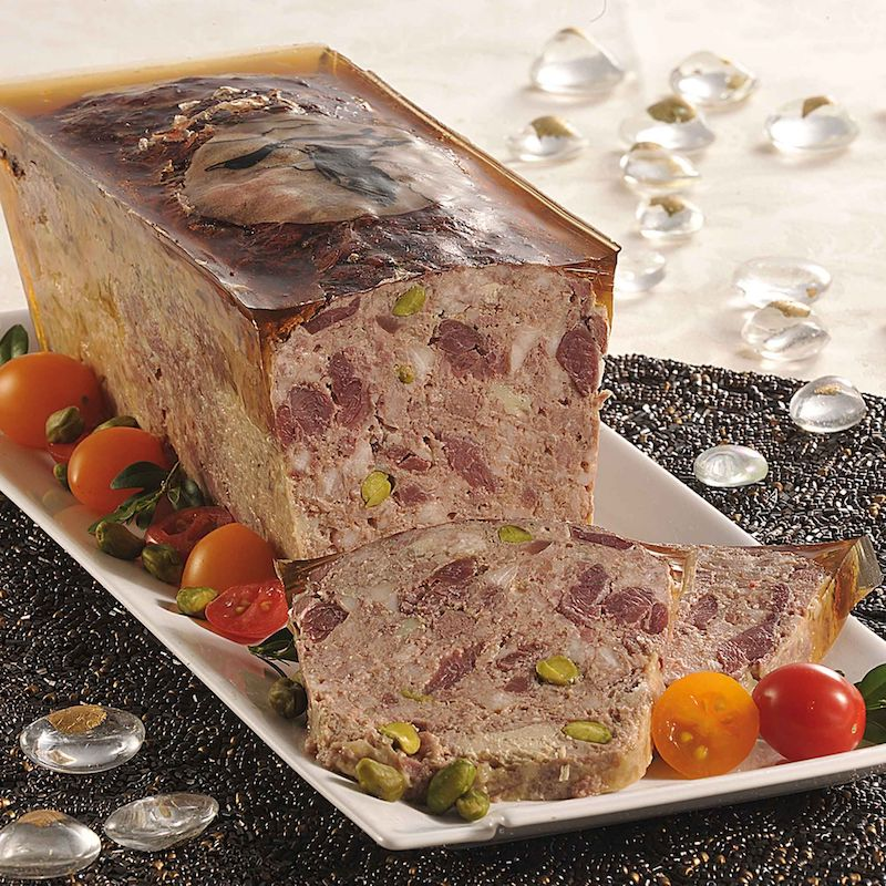 Whole house terrine