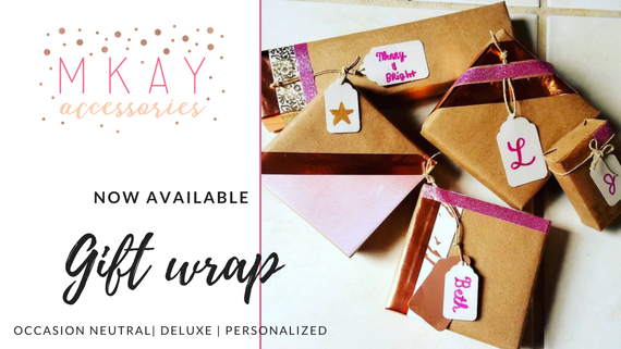 Add On Gift Wrapping