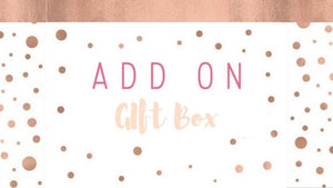 Add On Gift Box