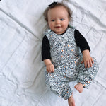 Load image into Gallery viewer, Cheetah | Reversible Jumpy Romper