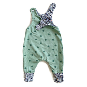Cheetah | Reversible Jumpy Romper