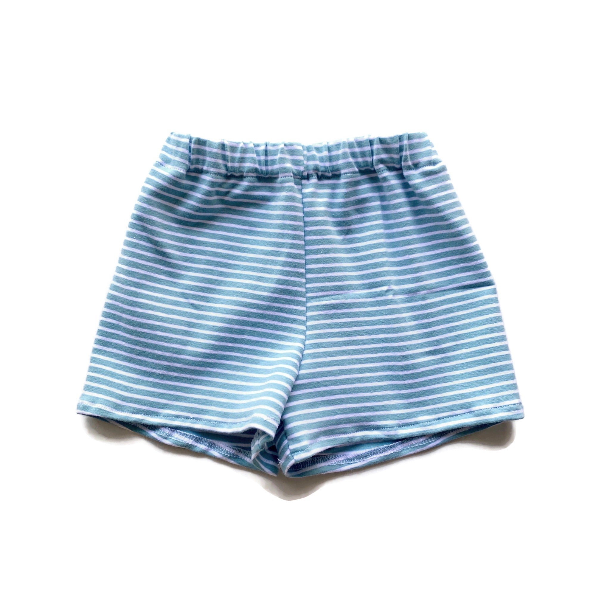 Blue Stripes | Shorts