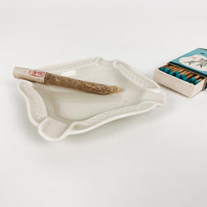 German Ceramic Ashtray