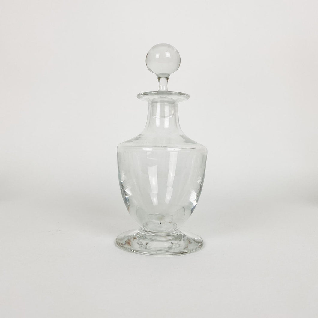 Small Glass Vanity Decanter