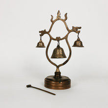 Load image into Gallery viewer, Brass Bell Gong