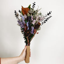 Load image into Gallery viewer, Large Dried Flower Bouquet - Fog
