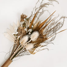 Load image into Gallery viewer, Medium Dried Flower Bouquet - Chiffon