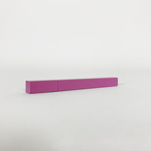 Load image into Gallery viewer, Slim Stick Metal Mono Lighter Mauve