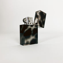 Load image into Gallery viewer, Black Marble Hard Edge Refillable Lighter