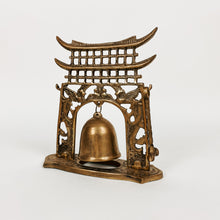 Load image into Gallery viewer, Brass Gong Bell