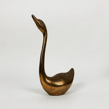 Load image into Gallery viewer, Brass Swan