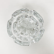 Load image into Gallery viewer, Set of 2 Glass Nesting Ashtrays