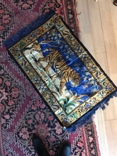 Load image into Gallery viewer, Tiger Carpet Wall Hanging