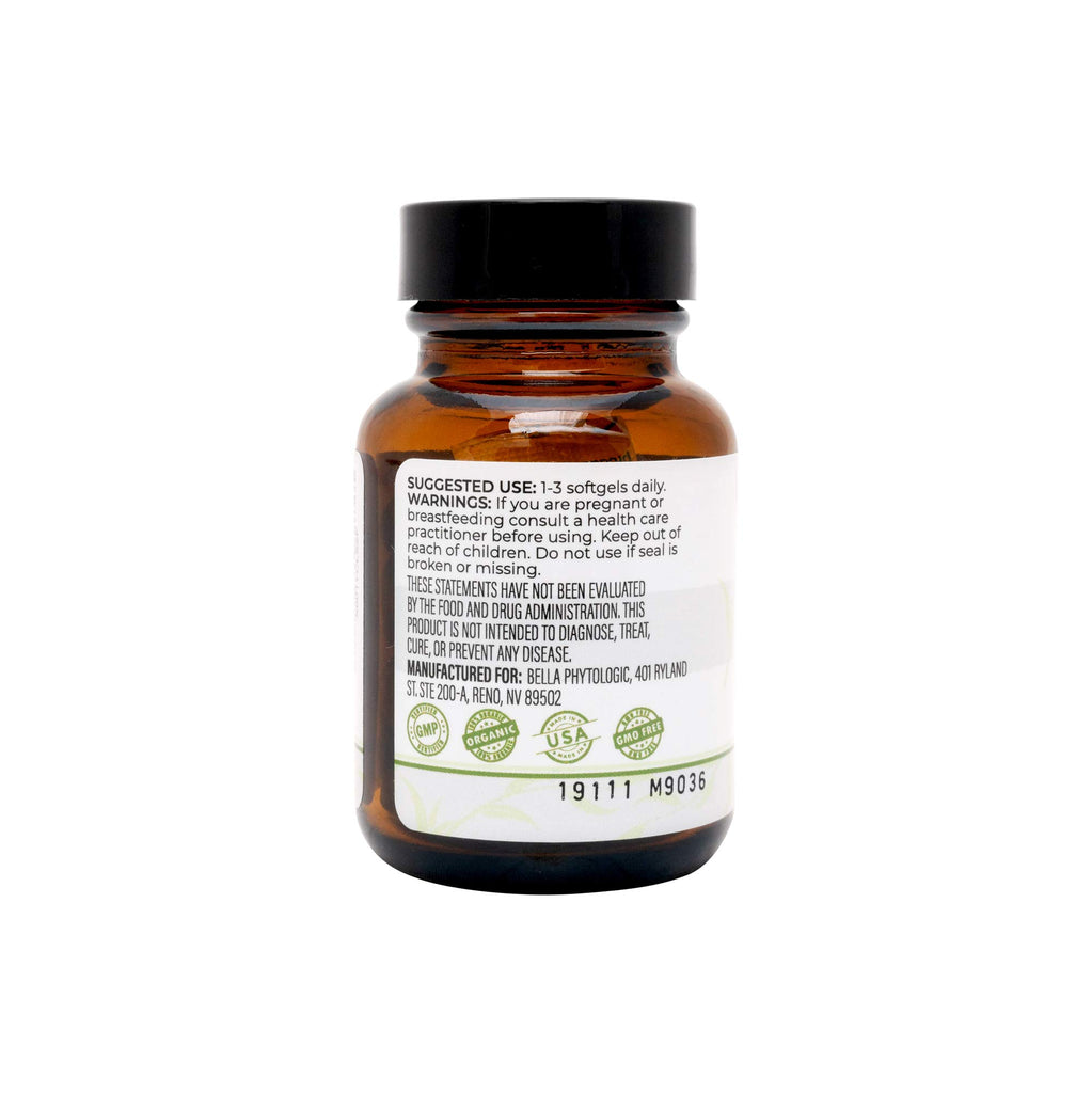 Organic Hemp Extract Softgels | 750mg | 30ct.