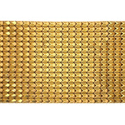 18k Yellow Gold Wide Bracelet