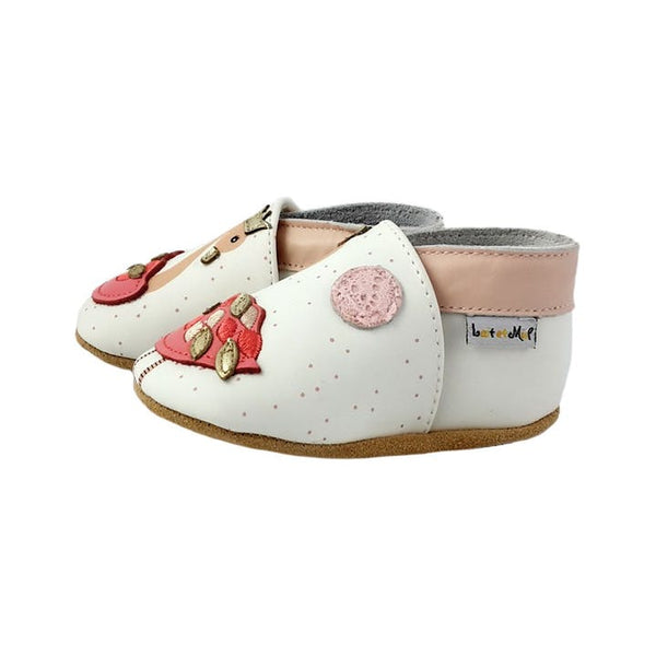 Chaussons Flamands roses