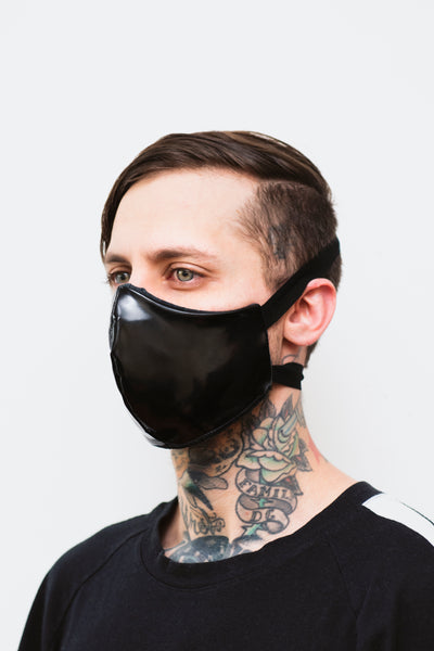 HARDCORE BLACK MASK