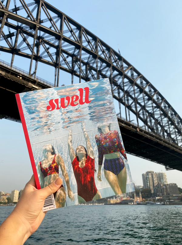 Swell Magazine Summer 19/20 Newcastle Sydney Harbour Bridge Australia