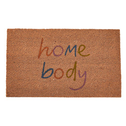 jute home body door mat