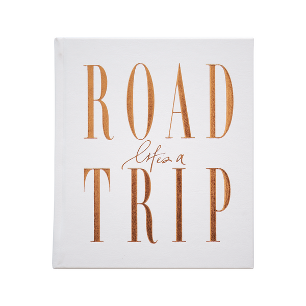 travel journal lifes a roadtrip