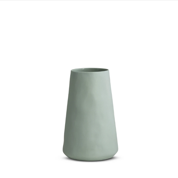 Cloud Tulip Vase - Light Blue L