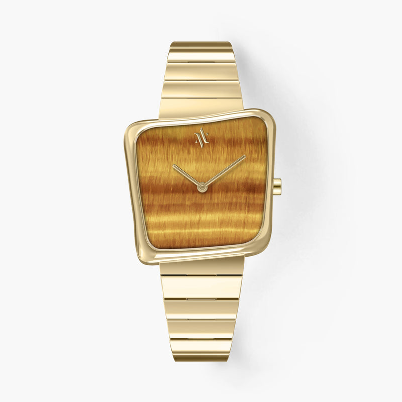 Nebula Tiger's Eye Watches VANNA