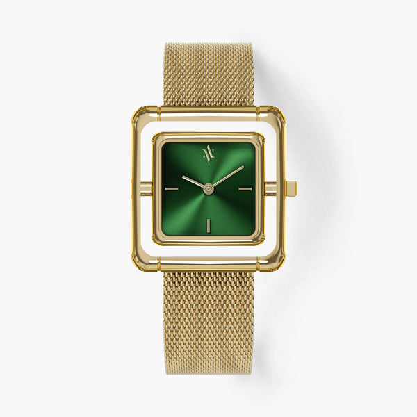 Umbra Emerald Watches VANNA