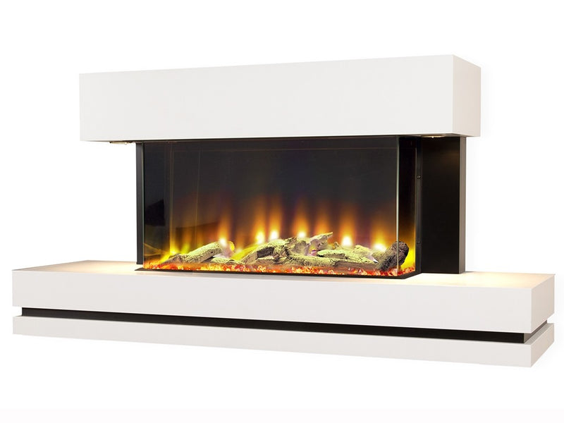 Celsi Electriflame VR Volare 750 Electric Fireplace Suite