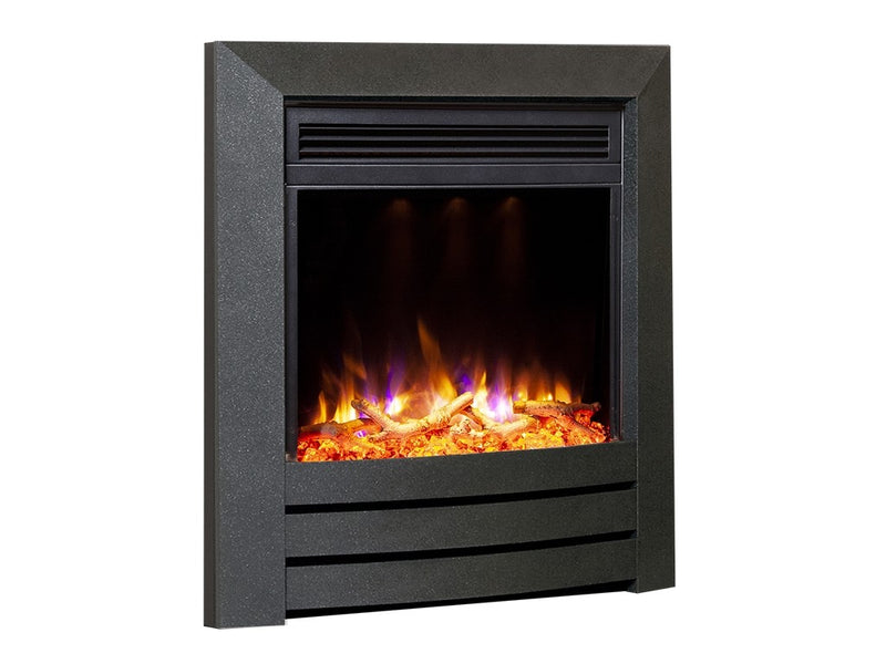 Celsi Electriflame XD Camber Electric Fire - Black