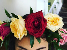 Load image into Gallery viewer, Fresh Floral Hair Pieces and Crowns