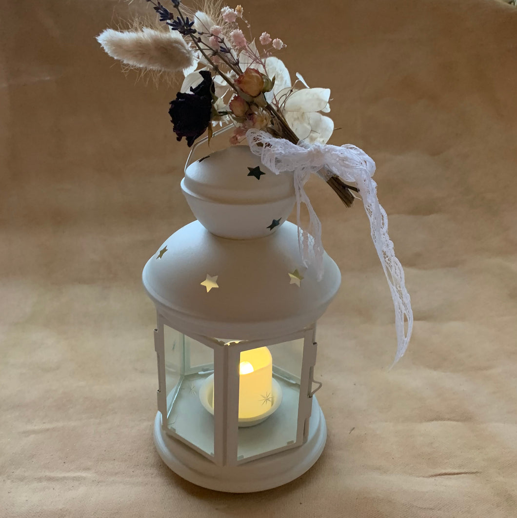 Rental Item - small white lanterns