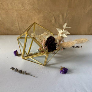 Rental Item - Gold Geo Shapes for centerpieces