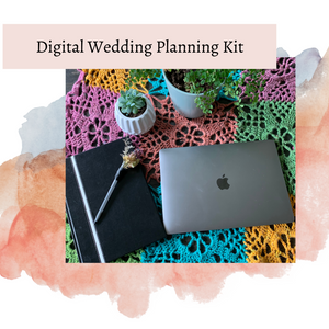 Standard Digital Wedding Planner