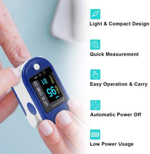 Dr. Pulse - Fingertip Pulse Oximeter