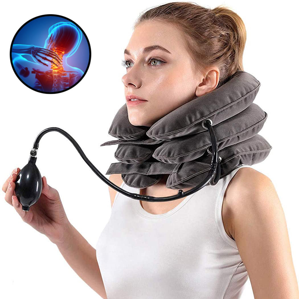 Dr. Happy Neck™  Cervical Portable Neck Pillow