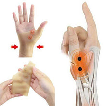Load image into Gallery viewer, Happy Hands™ - Wrist & Thumb Magnetic Gloves - 1 Pc