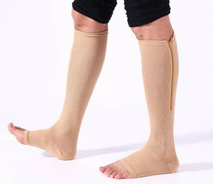 Dr.Compression™ - Compression Zip Socks 1 Pair