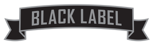 BLACK LABEL STICKER