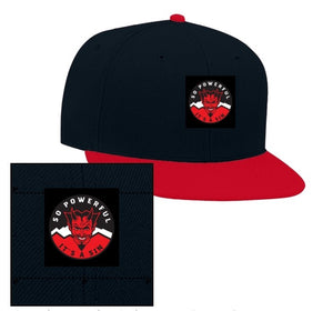DMC RED BILL CAP