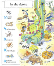 Load image into Gallery viewer, Usborne 1001 Animals to Spot