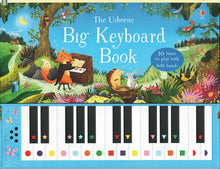 Load image into Gallery viewer, Usborne Big Keyboard Book