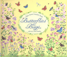 Load image into Gallery viewer, Usborne Butterflies & Bugs Rub-Down Transfer Book