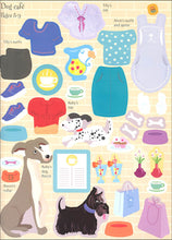 Load image into Gallery viewer, Usborne Sticker Dolly Dressing - Dogs and Puppies