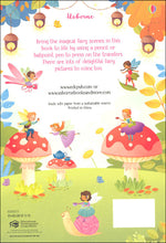 Load image into Gallery viewer, Usborne Little Transfer Book - Fairies