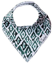 Load image into Gallery viewer, Copper Pearl Single Bandana Bibs - Bison