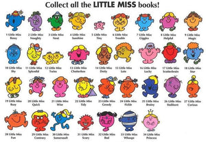 Little Miss Books - Little Miss Bossy