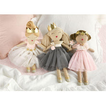 Load image into Gallery viewer, Mud Pie Ballerina Plush Dolls