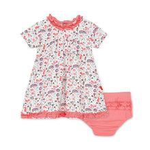 Load image into Gallery viewer, Magnetic Me Modal Magnetic Dress and Diaper Cover - Beatrix Floral