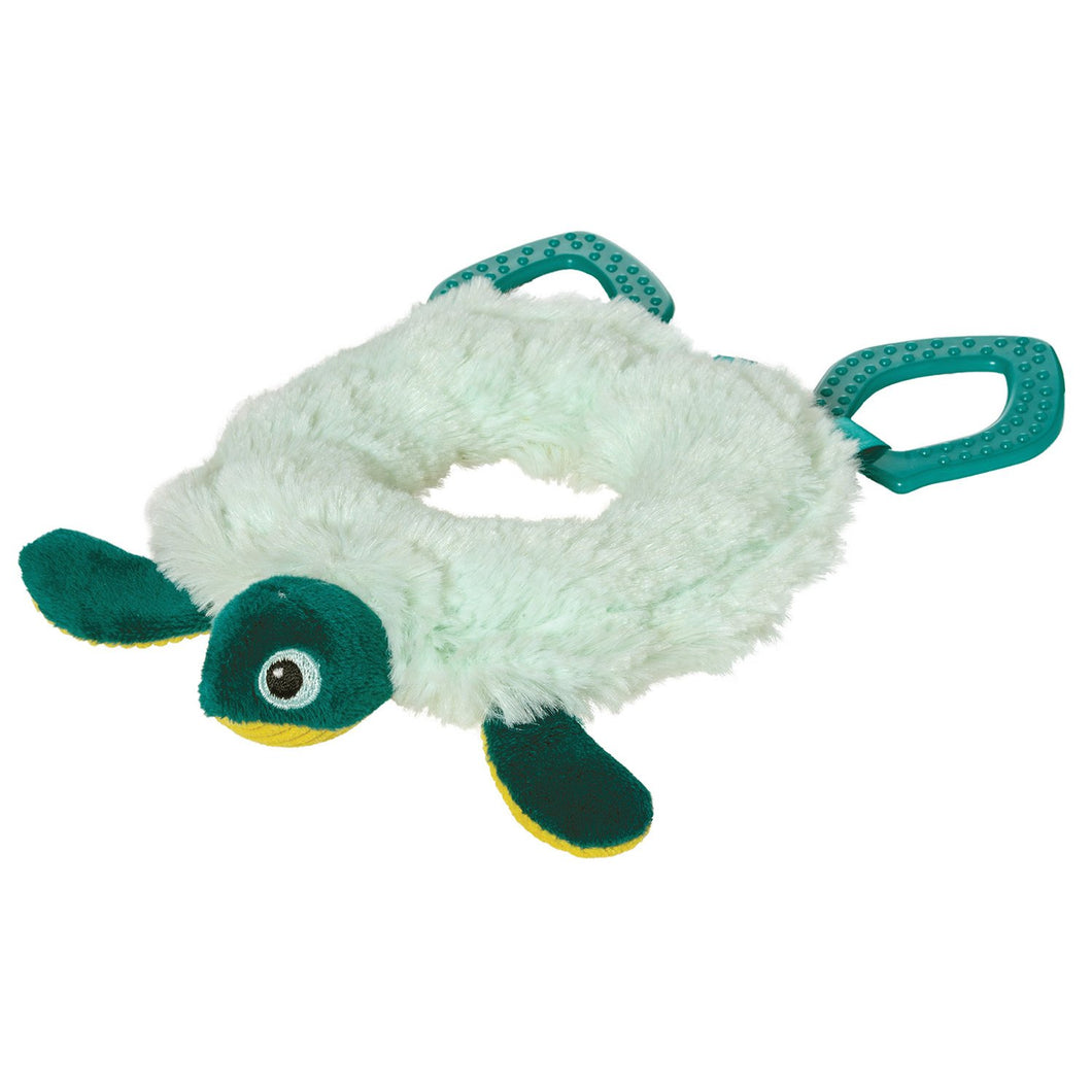 Manhattan Toy Theo Turtle Circle Teether