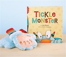 Load image into Gallery viewer, Magical Tickle Monster Mitts - Companion to the Tickle Monster Book